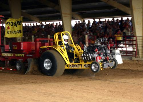 While these tractors are similar in appearance to the Limited Mini Rods, their horsepower output is not. With supercharged big blocks at 575 cubic inches ...