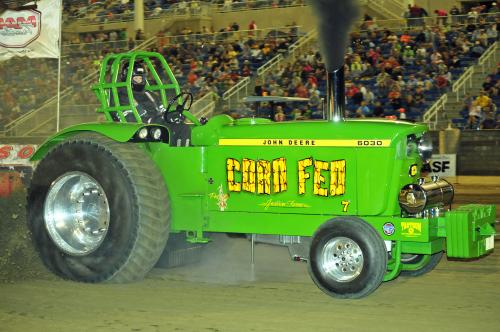 Super Pro Stock Pulling Tractor : Itpa gallery
